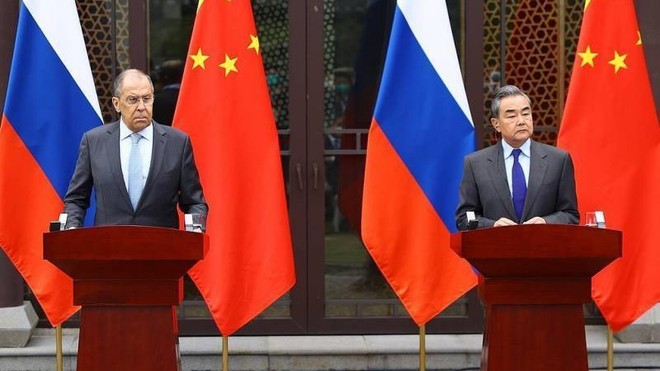Ông Lavrov tuyên bố EU đã phá hủy hoàn toàn quan hệ với Nga ảnh 1