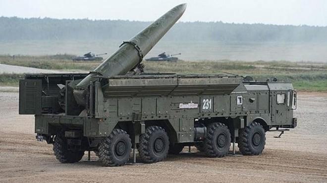 Triều Tiên sao chép tổ hợp tên lửa chiến thuật Iskander của Nga? ảnh 1