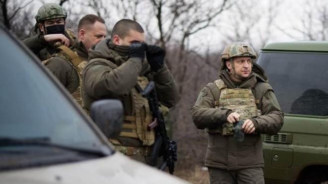 Ukraine chính thức công nhận Nga là đối thủ quân sự ảnh 1