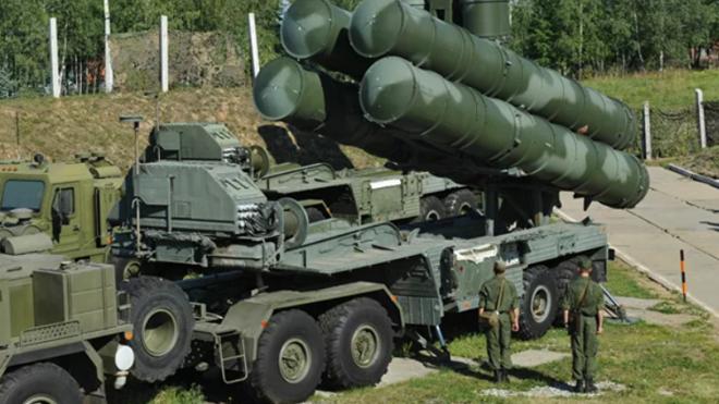 Mỹ đang bị ám ảnh bởi hệ thống phòng không S-400 của Nga ảnh 1