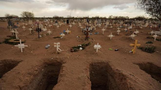 Số ca tử vong do Covid-19 tại Mexico thực tế có thể cao hơn nhiều ảnh 1