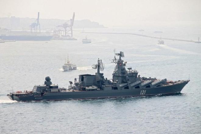 [ẢNH] Thổ Nhĩ Kỳ dự định cấm tàu Nga đi qua eo biển Bosphorus ảnh 1