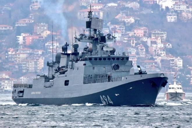 [ẢNH] Thổ Nhĩ Kỳ dự định cấm tàu Nga đi qua eo biển Bosphorus ảnh 6
