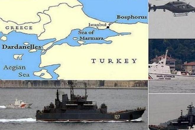 [ẢNH] Thổ Nhĩ Kỳ dự định cấm tàu Nga đi qua eo biển Bosphorus ảnh 8