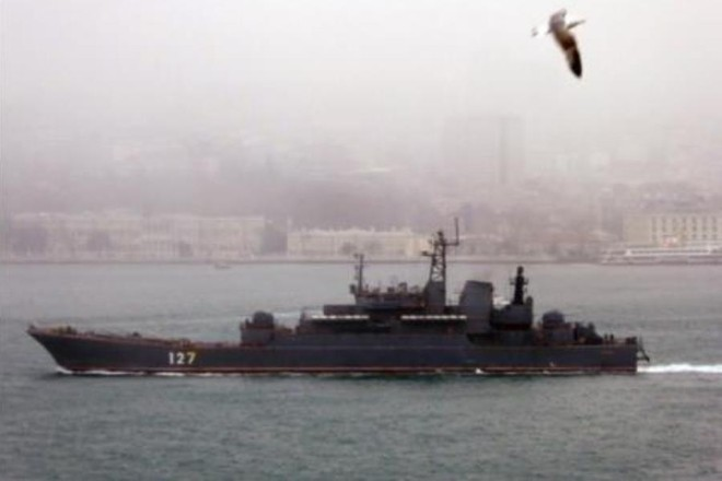 [ẢNH] Thổ Nhĩ Kỳ dự định cấm tàu Nga đi qua eo biển Bosphorus ảnh 9