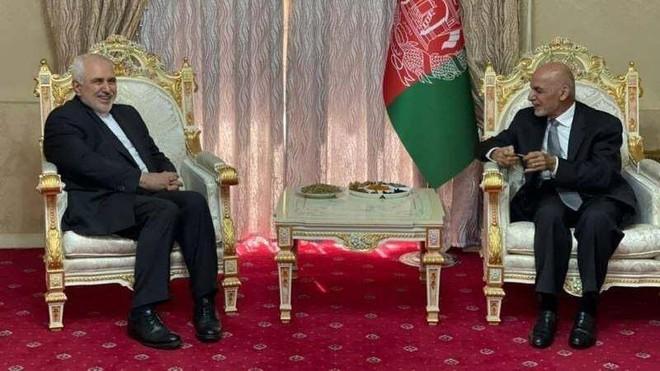 Iran và Afghanistan thảo luận nhiều vấn đề tại Hội nghị Trái tim châu Á ảnh 1