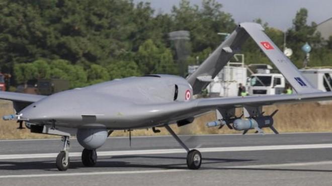 Quân đội Ukraine tập trận sử dụng UAV của Thổ Nhĩ Kỳ dọc bờ Biển Đen ảnh 1