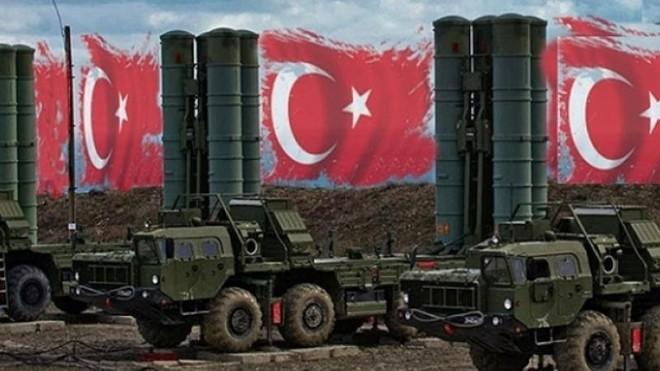 """Mỹ: Ankara đang """"chơi ván cờ đôi"""" khi sử dụng S-400 ở hướng Biển Đen ảnh 1"""