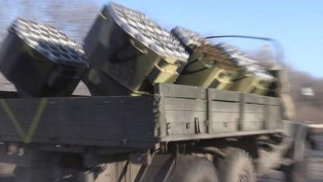 Ukraine thiết lập các bãi mìn ở biên giới với Crimea? ảnh 1