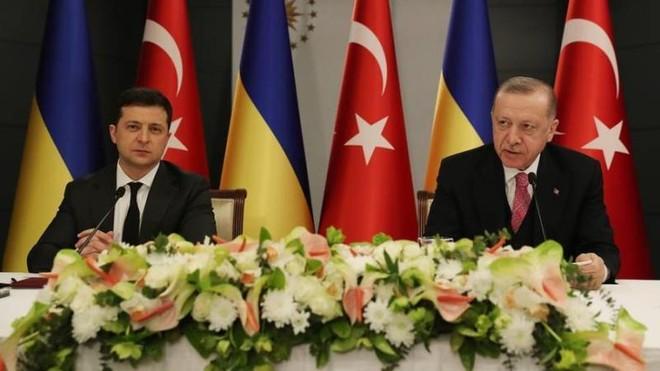 Thổ Nhĩ Kỳ không công nhận việc Crimea sáp nhập với Nga ảnh 1