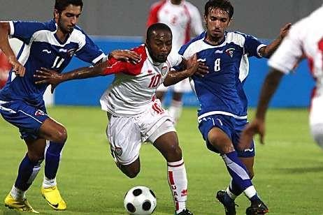 """Quyết chí """"đòi nợ"""", UAE mang đội hình vô địch Gulf Cup sang Việt Nam ảnh 2"""