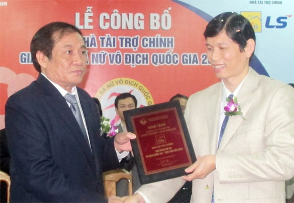 Thái Sơn Bắc tiếp tục gắn thương hiệu cùng giải bóng đá nữ VĐQG ảnh 1