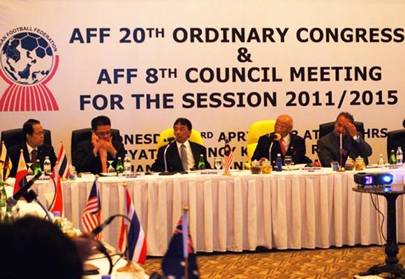 Việt Nam và Singapore đồng đăng cai tổ chức AFF Cup 2014 ảnh 1