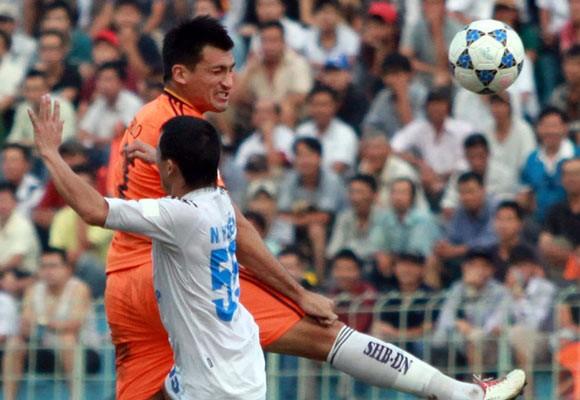 Gaston Merlo giúp SHB Đà Nẵng giải hạn tại sân nhà ảnh 1