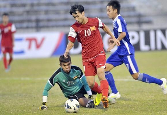 Công Phượng lập công đưa U19 Việt Nam vào chung kết ảnh 1