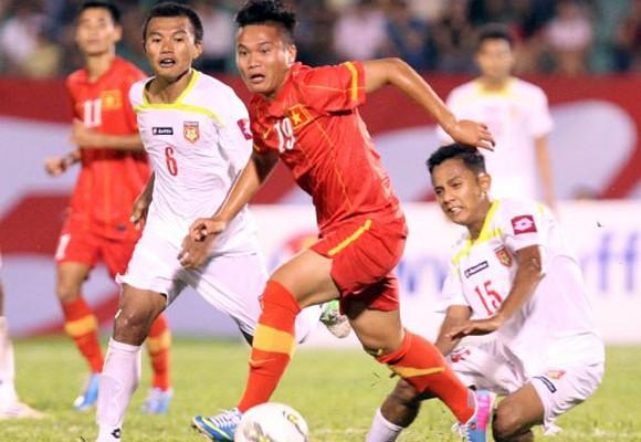 Phi Sơn lập công, U23 Việt Nam thắng Á quân giải VĐQG Myanmar 1-0 ảnh 1