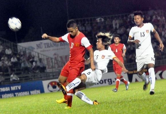 U22 Việt Nam ra quân thất bại tại BIDC Cup 2013 ảnh 1
