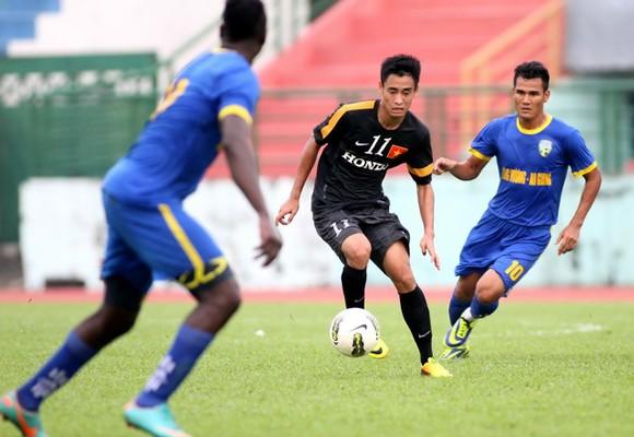Chơi bế tắc, U23 VN thất thủ trước tân binh V-League An Giang ảnh 1