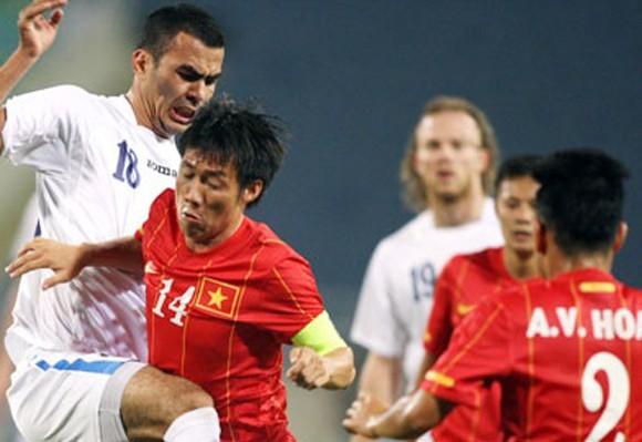 Tụt 7 bậc, Tuyển VN rớt xuống hạng 5 Đông Nam Á trên BXH FIFA ảnh 1
