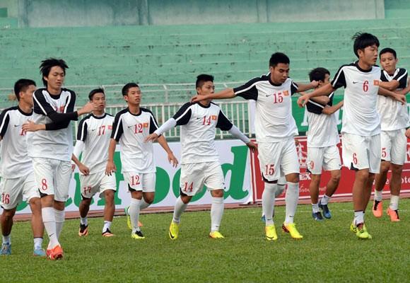 18h00 chiều nay, U19 VN vs U19 As Roma: Đấu trí với người Ý ảnh 2