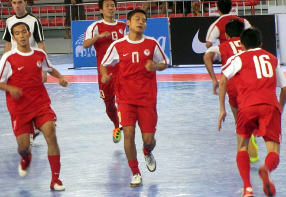 ĐT Futsal VN loại 4 cầu thủ trước chuyến tập huấn tại Tây Ban Nha ảnh 1