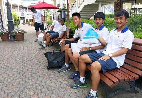 U19 Việt Nam âm thầm luyện quân tại Osaka ảnh 2
