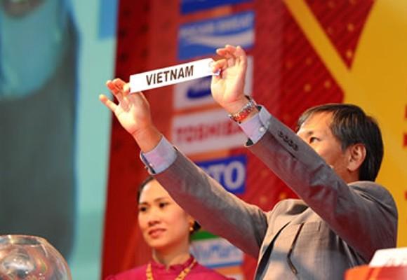 Lễ bốc thăm AFF Cup 2014 sẽ được tổ chức tại Hà Nội ngày 5/8 ảnh 1
