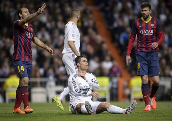 NÓNG: Ronaldo vắng mặt ở chung kết Cúp Nhà Vua ảnh 1