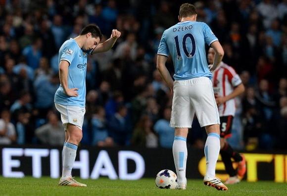 Man City vẫn ám ảnh với trận thua Liverpool ảnh 1