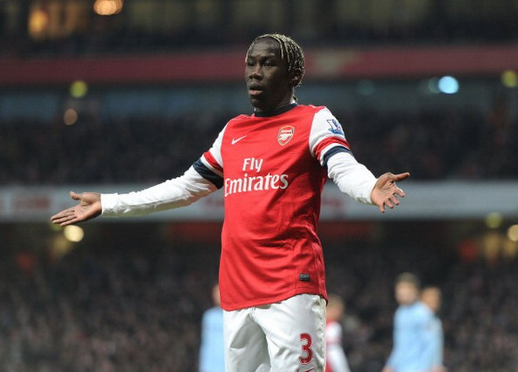 Sagna tiếp tục trì hoãn gia hạn với Arsenal ảnh 1