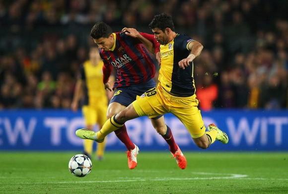 Barcelona - Atletico Madrid: Nou Camp chờ đón tân vương ảnh 2
