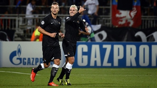 Champions League: AC Milan giành lợi thế, Lyon thua sốc ảnh 1