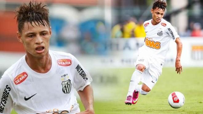 Santos sang Việt Nam: Không còn Neymar, đã có Neilton! ảnh 1