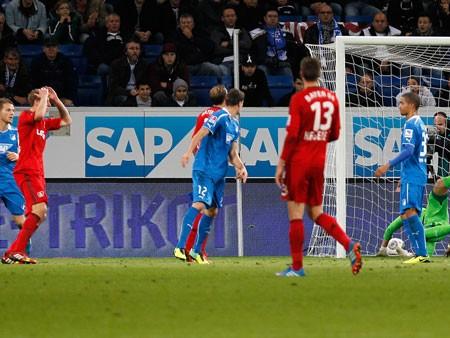 """Kỳ dị bàn thắng """"ma"""" của Leverkusen ảnh 2"""