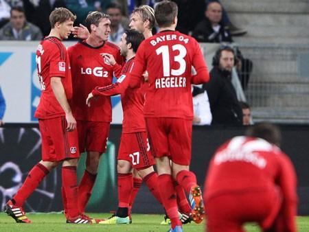 """Kỳ dị bàn thắng """"ma"""" của Leverkusen ảnh 5"""
