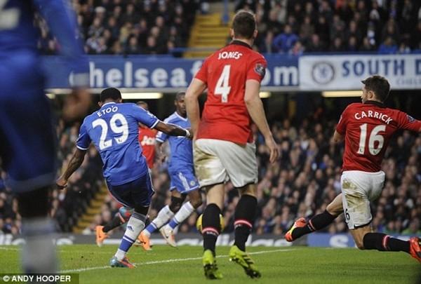 Chelsea đã đè bẹp M.U như thế nào? ảnh 3