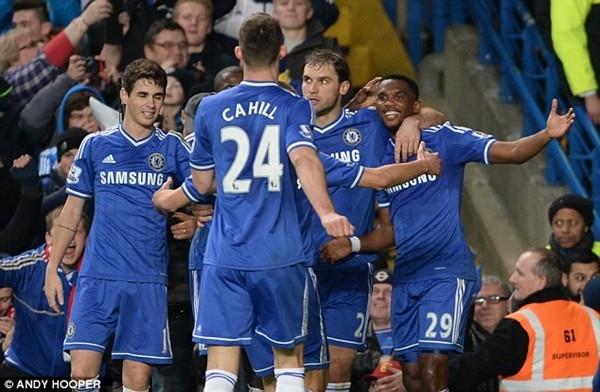 Chelsea đã đè bẹp M.U như thế nào? ảnh 10