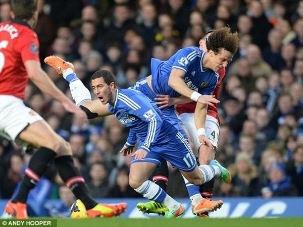 Chelsea đã đè bẹp M.U như thế nào? ảnh 1