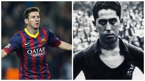 Messi - Huyền thoại đương đại của Barca ảnh 1