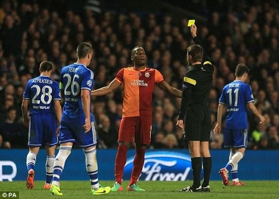 """Chelsea thắng nhàn nhã Galatasaray, khi """"voi rừng""""... mất hút ảnh 2"""