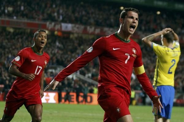 Kỳ diệu: Ronaldo cứu một cậu bé khỏi tay thần chết ảnh 1