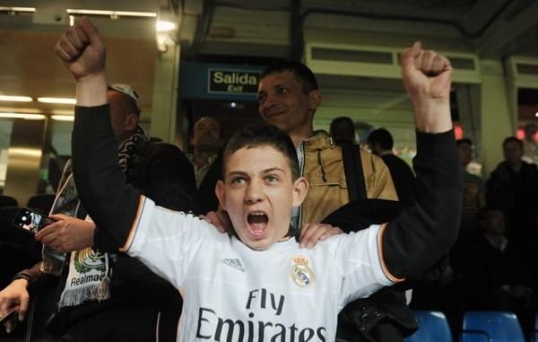 Kỳ diệu: Ronaldo cứu một cậu bé khỏi tay thần chết ảnh 4