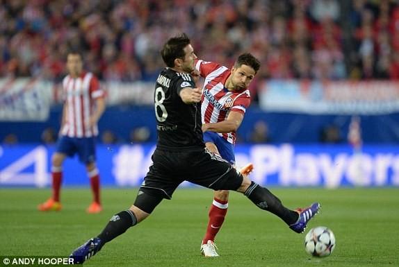 Cầm hòa A.Madrid, Chelsea phải trả giá đắt ảnh 1