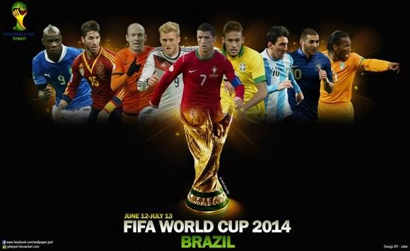 VTV có đến 14 chương trình đồng hành World Cup 2014 ảnh 1
