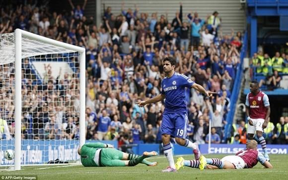 Chelsea 3-0 Aston Villa: Cơn cuồng phong màu xanh! ảnh 1