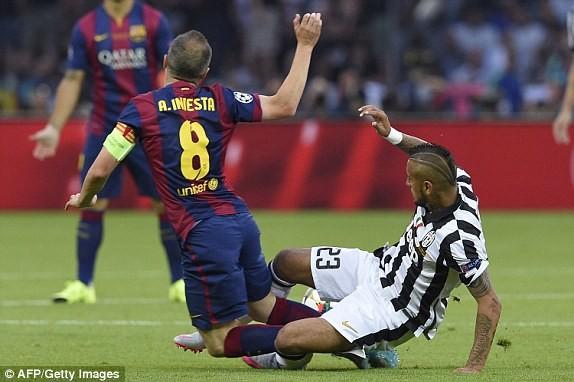 Hạ thuyết phục Juve, Barca trở thành tân vương Champions League ảnh 7