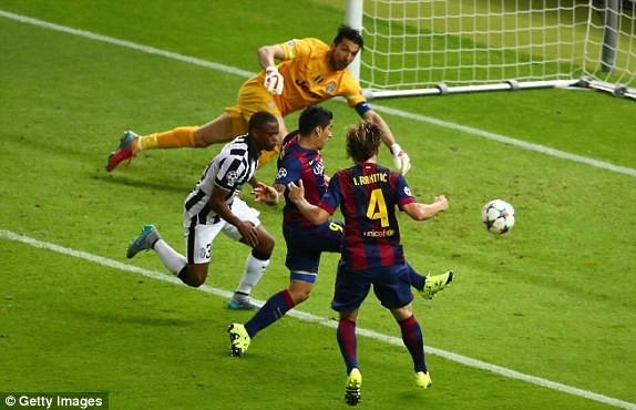 Hạ thuyết phục Juve, Barca trở thành tân vương Champions League ảnh 9