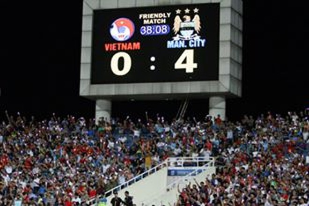 ĐT Việt Nam 1 - 8 Man City: Đẳng cấp vượt trội ảnh 11