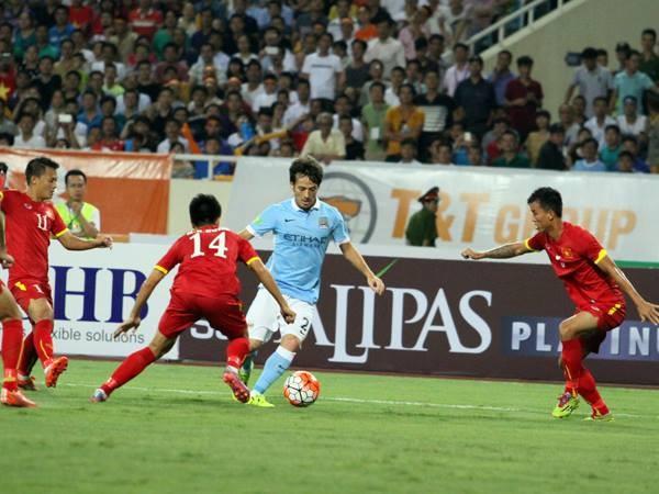 ĐT Việt Nam 1 - 8 Man City: Đẳng cấp vượt trội ảnh 8