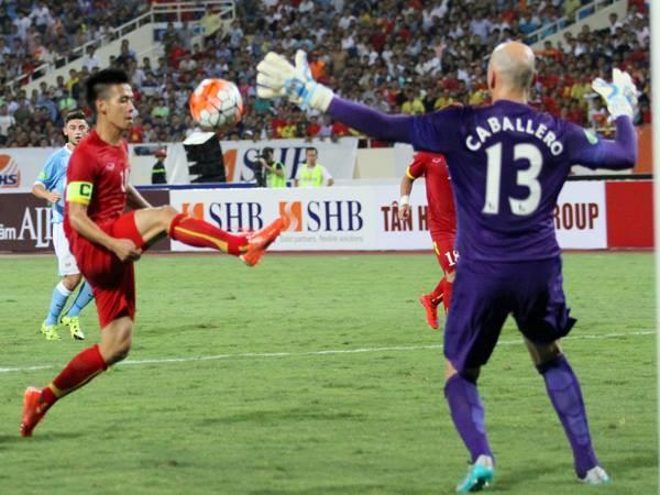 ĐT Việt Nam 1 - 8 Man City: Đẳng cấp vượt trội ảnh 13